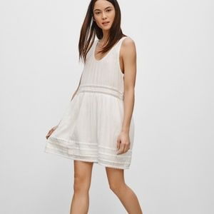 Aritzia Azure Skies Haiku Dress